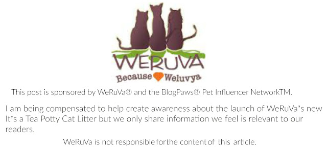 Weruva Cat Litter Legal Jargon