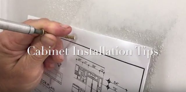 Cabinet Installation Tips