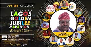 Untitled 1sruade - Event: Lagos Jubilee Marathon Praise Concert [@jubileepraizcrw]