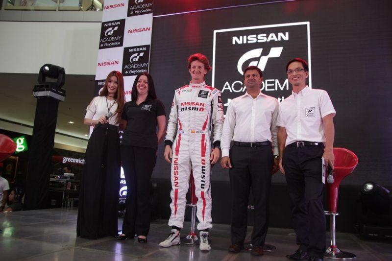Nissan GT Academy Season 2