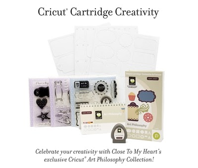 Annette's Creative Journey: Cricut Happy