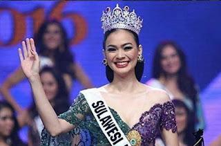 Kezia Roslin Putri Indonesia 2016 Manado Sulawesi Utara