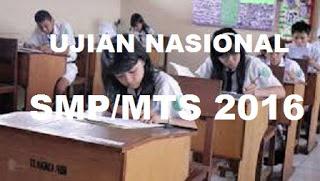 Kemdikbud : 4,2 juta pelajar ikuti UN SMP