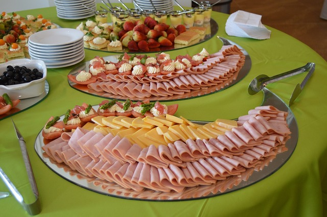 Meat and Cheese Trays