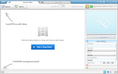 Any Video Converter 6 full serial key and Portable