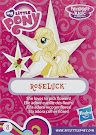My Little Pony Wave 16 Roseluck Blind Bag Card