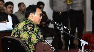 Masihkah Mereka Mengatakan Jokowi Membela Ahok?