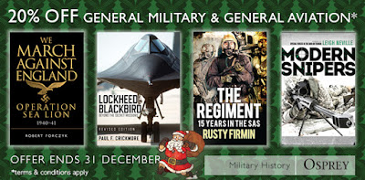 December October 2016 Sale - 20% Off General Military & General Aviation