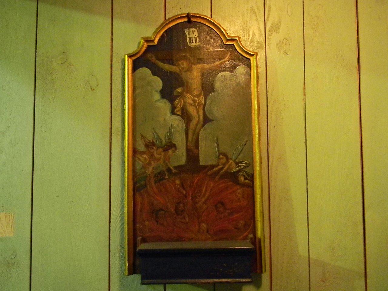 kościół w Łomnicy, drewniany kościół, perełka architektury