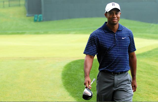 Tiger Woods latest