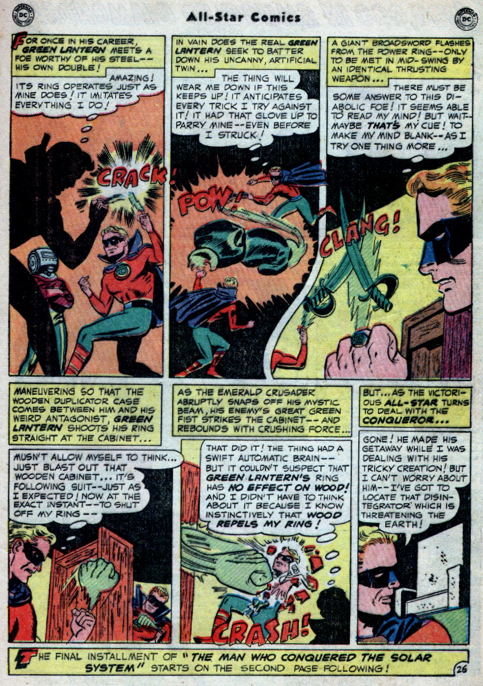 Read online All-Star Comics comic -  Issue #55 - 31