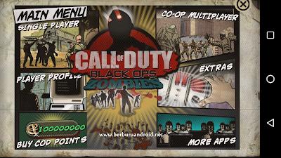 Download Game Call Of Duty:Black Ops Zombies V1.0.11 Mega Mod Apk+Data Terbaru