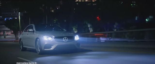 Canzone Pubblicità nuova Mercedes Classe E