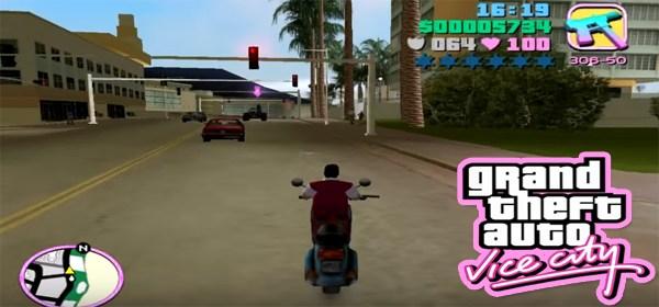 GTA Vice City PC Full - Screenshot 3