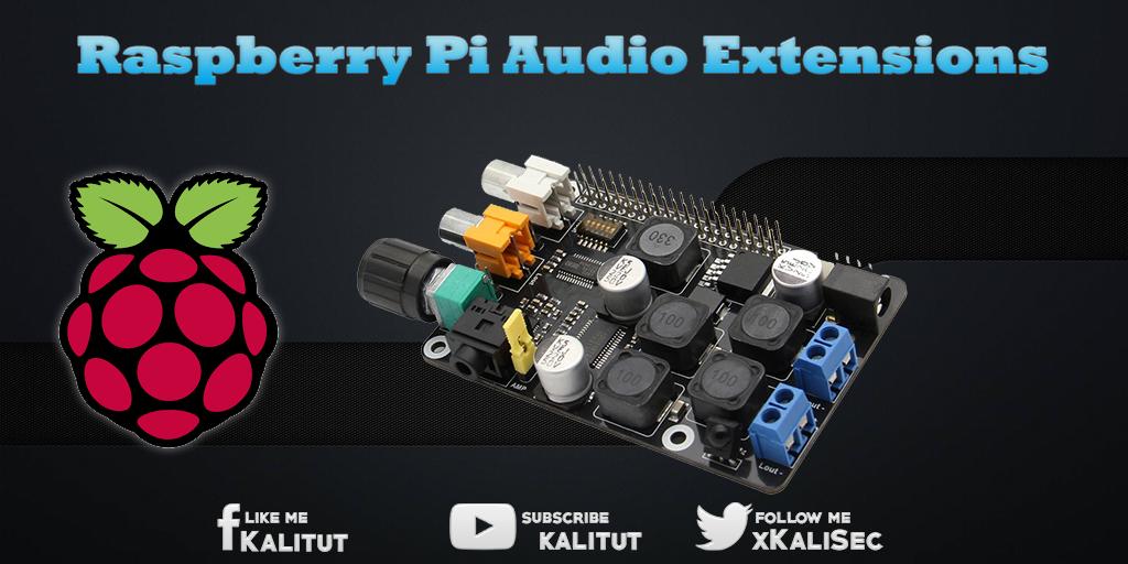 Raspberry Pi Audio Extensions