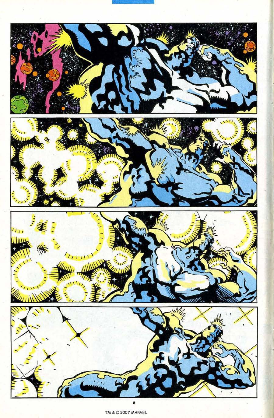 Read online Silver Surfer (1987) comic -  Issue #84 - 10