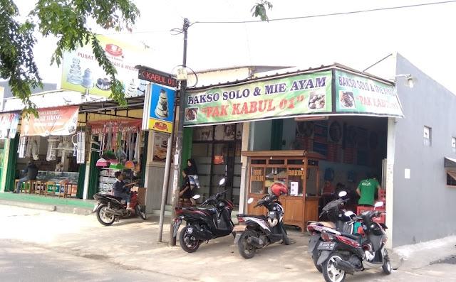 Bakso Solo Bekasi