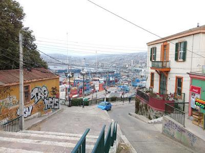 Miradores de Valparaíso para observar toda la ciudad desde lo más alto