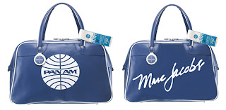 Retro Bowling Bag, Pan Am