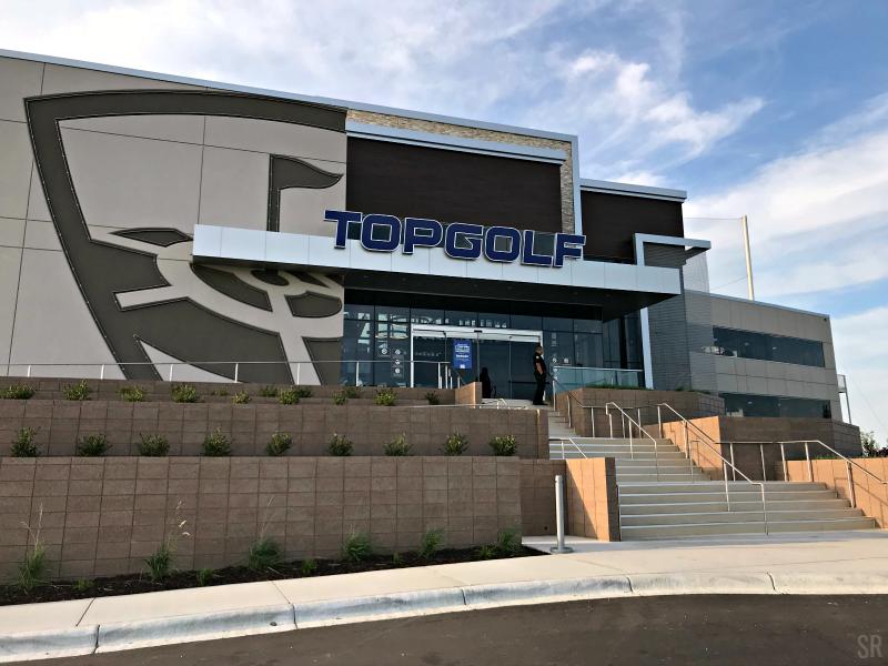 TOPGOLF Minneapolis