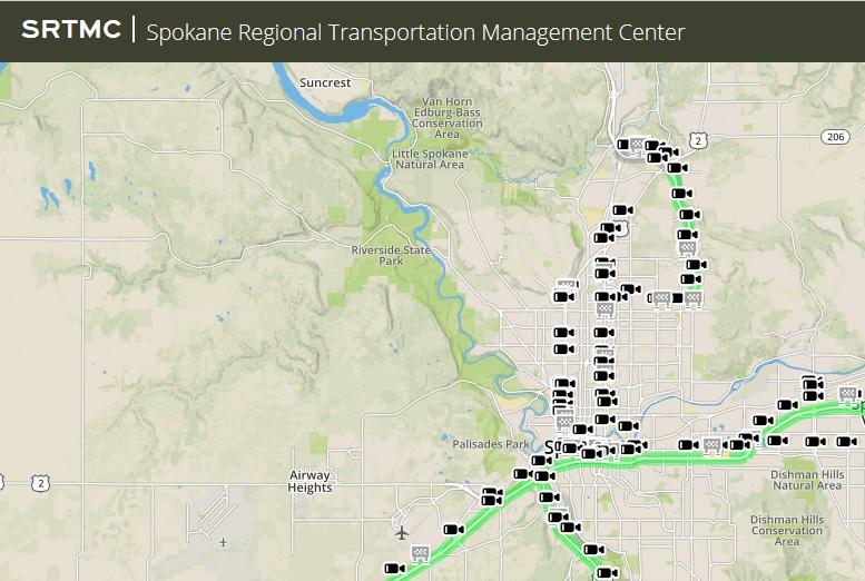 New Live Traffic Website SRTC