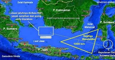 Kupas Tuntas Misteri Segitiga Setan Masalembo Indonesia
