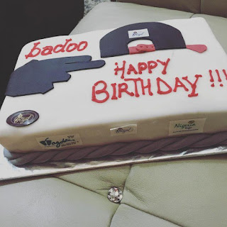 Birthday Cake From Wazobia FM | Cool FM & Nigerian Info