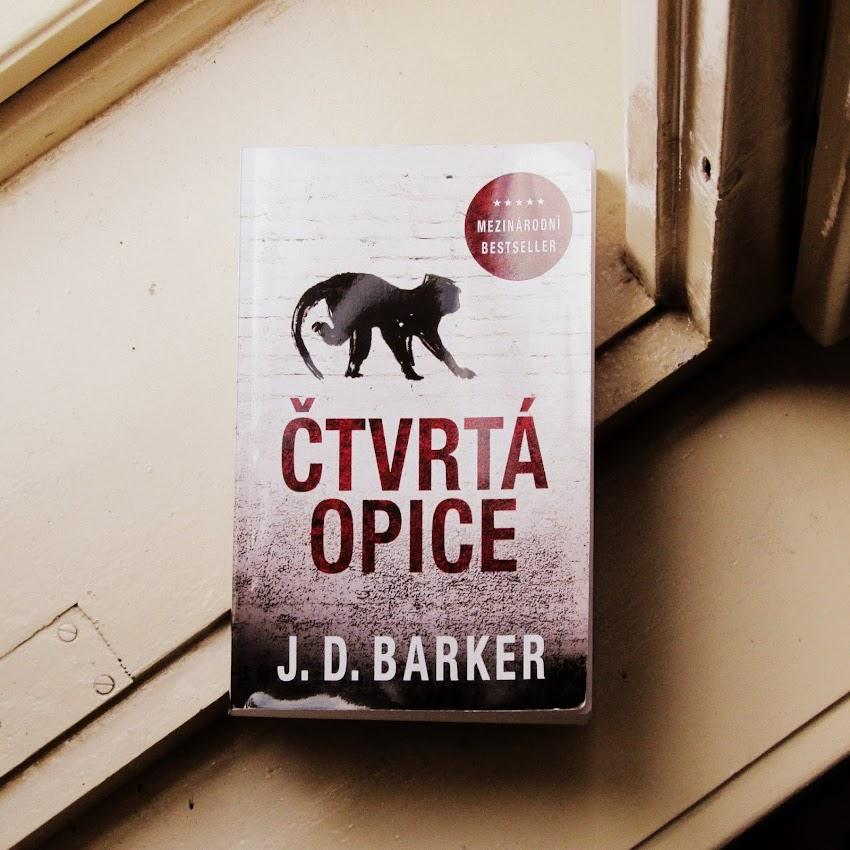 RC RECENZE | Čtvrtá opice (J. D. Barker)