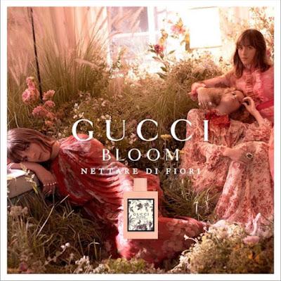 Gucci Bloom Nettare di Fiori - oficjalne materiały