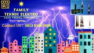 Ahli Pasang Penangkal Petir Ciluar Bogor Utara Kota Bogor