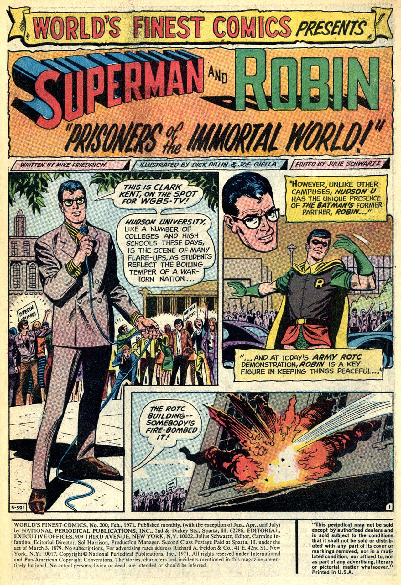 Read online World's Finest Comics comic -  Issue #200 - 3