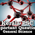 Kerala PSC - Important and Repeated General Science Questions - 05