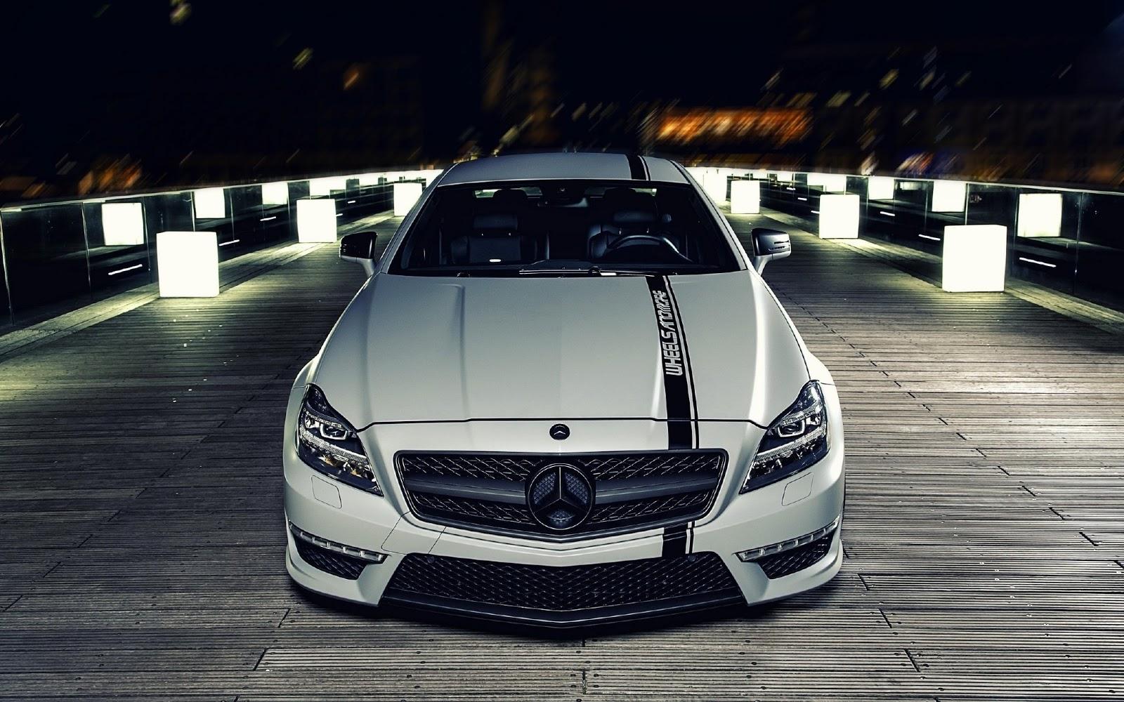 Mercedes Benz Wallpaper