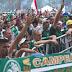 Torcedor do Palmeiras morre durante comemoração do título em São Paulo