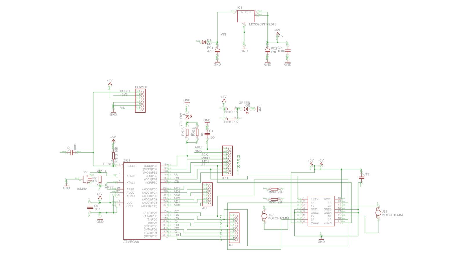 Richard S Arduino Design Some Progress