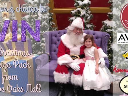 Giveaway: Twelve Oaks Mall Prize Pack