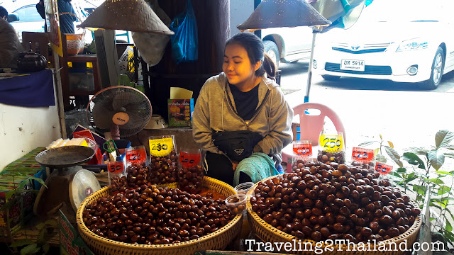 Markets in Thailand