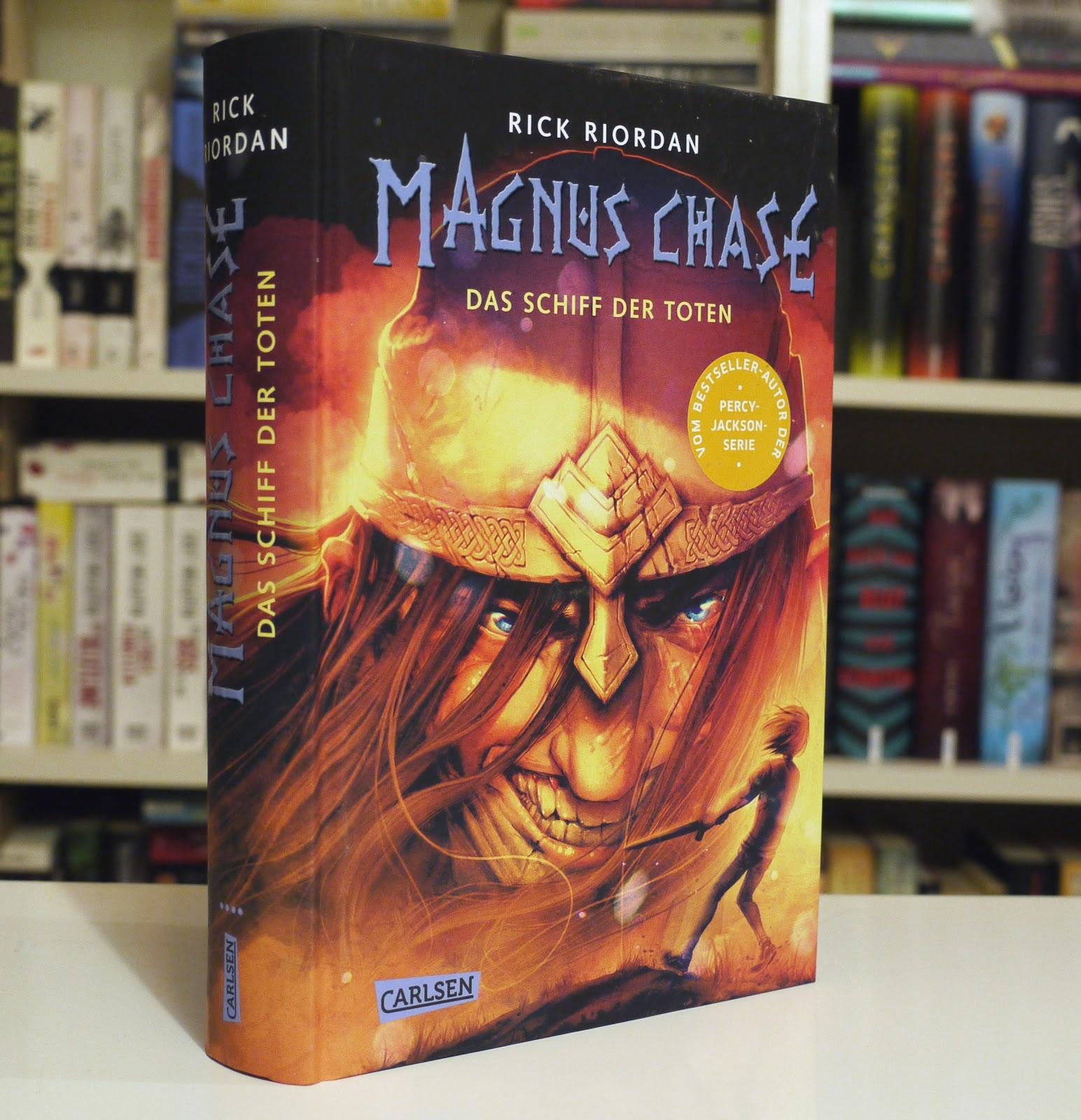 Magnus Chase 3 Deutsch