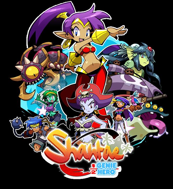 Shantae Half-Genie Hero - PS4 Review | Chalgyr's Game Room