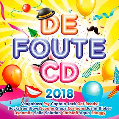 De Foute 2018 3 CD Mp3 320 Kbps