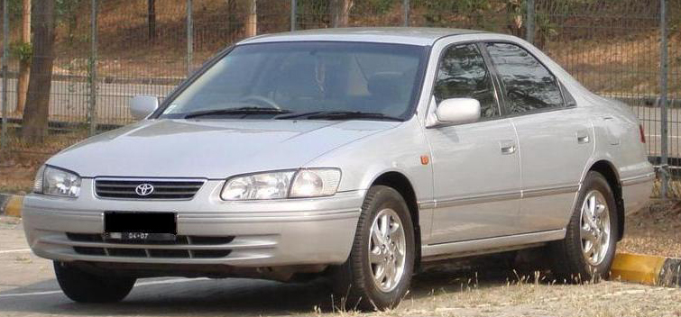 Harga Bekas Toyota Camry Tahun 2000 Automatic Alta Auto Blog