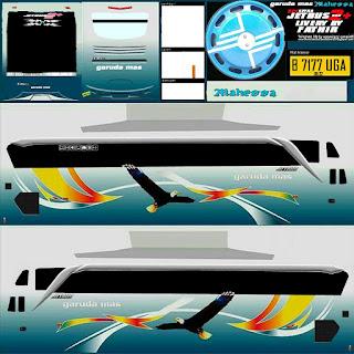 Download Berbagai Kumpulan Livery Bus Simulator dari Banyak Sumber