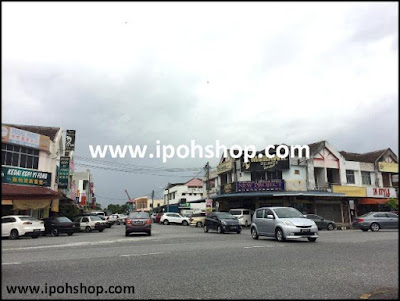 IPOH SHOP TO LET (C02010)