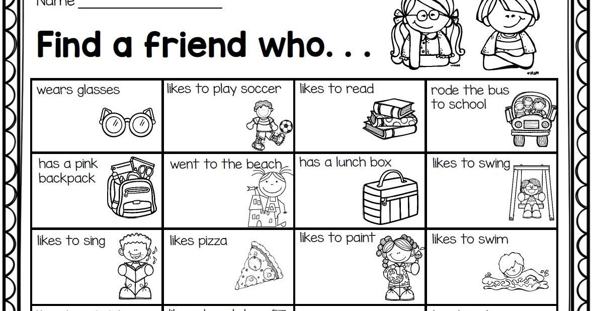 find a friend
