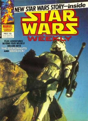 Star Wars Weekly #57