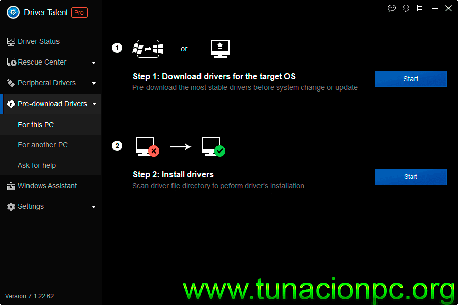 Descargar Driver Talent Pro Actualiza Drivers Final, Actualiza drivers de manera facil