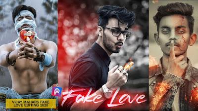 Fake love background vijay mahar photo editing 2020 Fake love text png,Fake love neon text pngFire png 2020 hd
