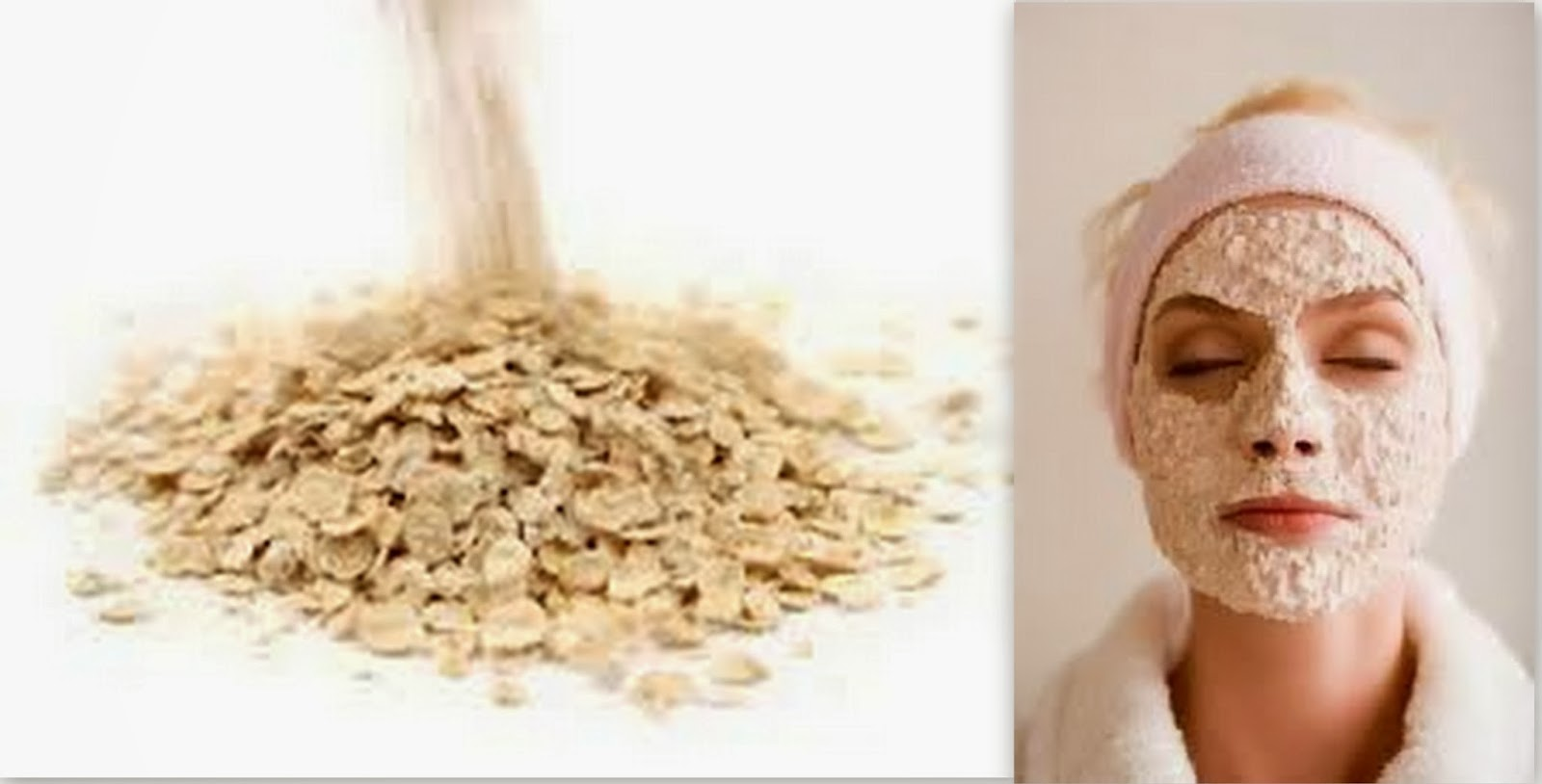 Beauty for you 7 diy oatmeal facial masks at home simple oatmeal facial mask solutioingenieria Image collections