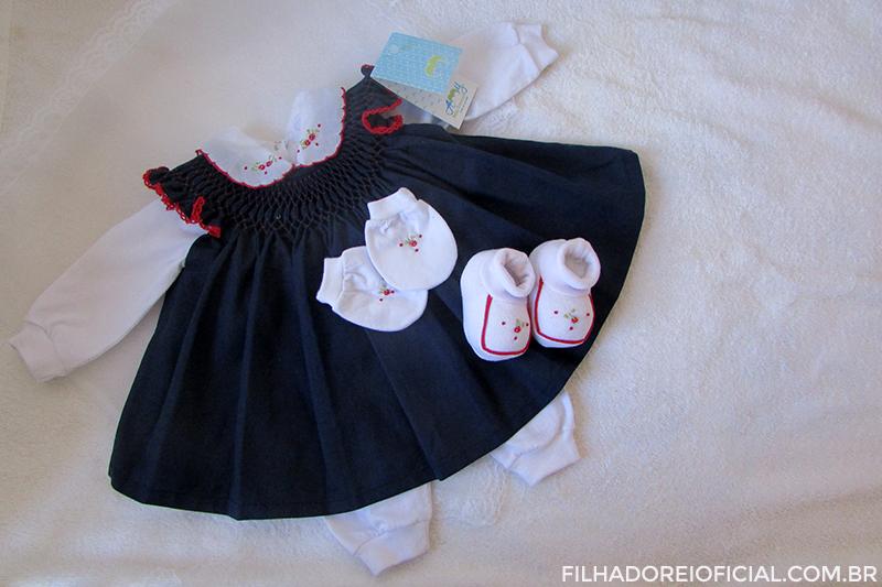 Diário de Gravidez 36 Semanas - Saída de Maternidade Amy Baby Enxovais