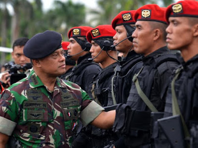 Ada Masalah Apa Amerika Dengan Panglima TNI